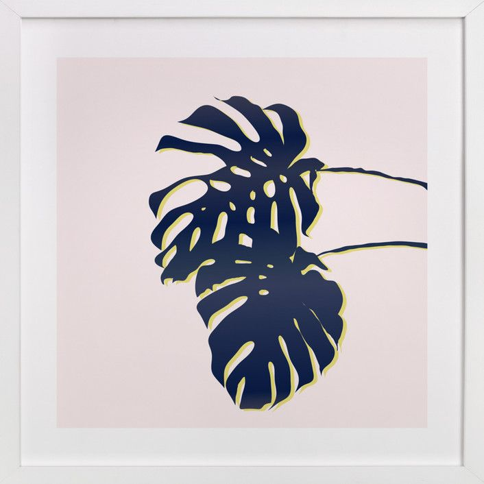 Palm Study #3 by Cindy C Lackey at minted.com