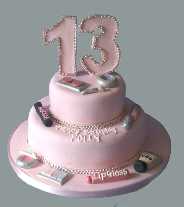 Barbie Birthday Party, 18th Birthday Cake