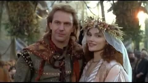 Wedding attire from Robin Hood Prince of Thieves