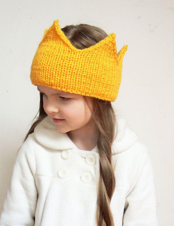 Headband Crown Princess Crown Girls Headbands Ear Warmer by 2mice