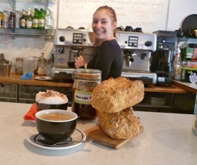 cafe society  Cafe Ann Day, Beaminster