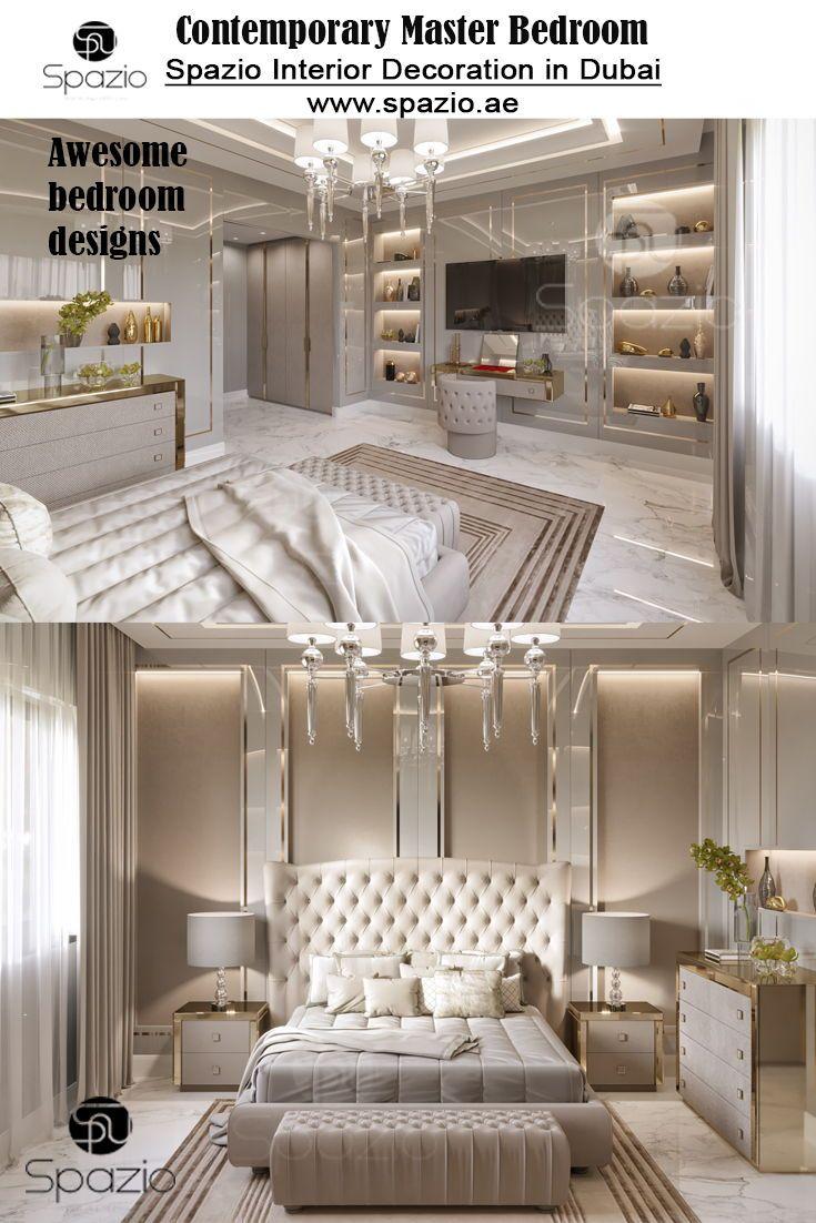 Bedroom Interior Design In Dubai Chambres A Coucher Modernes