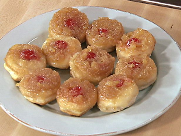 Pineapple Upside Down Biscuits. I make these every year for Christmas Morning breakfast!