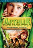 Arthur and the Invisibles 2 & 3: The New Minimoy Adventures [DVD]