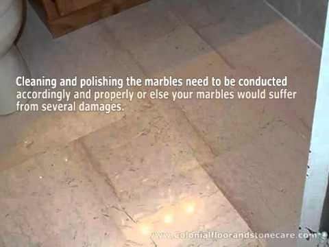 Marble Polishing Miami  Our Other Floor Services :  Marble Repolishing Marble Fl