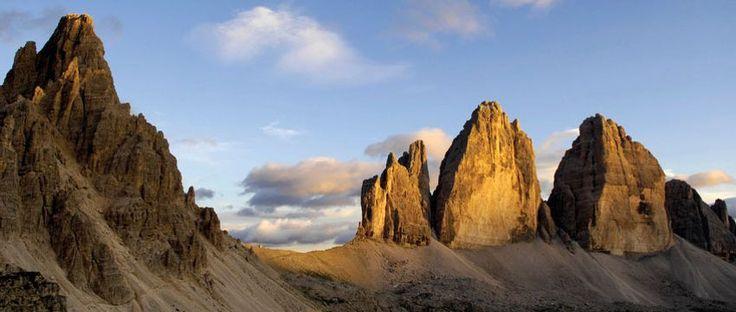 Südtirol - Alto Adige - South Tyrol Le famose Tre Cime di Lavaredo