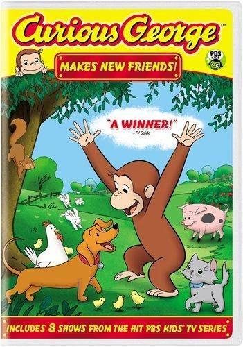 Frank Welker & Jeff Bennett - Curious George Makes New Friends