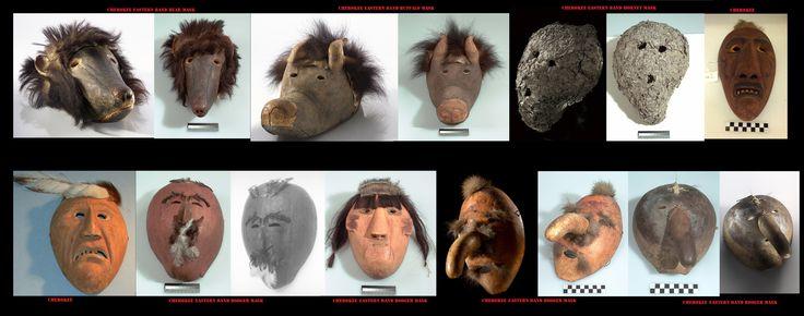 Il Booger Dance è una danza tradizionale dei Cherokee eseguita nel tardo autunno o in inverno di notte intorno a un falò da interpreti, maschi, indossanti maschere rituali che rappresentavano gli spiriti maligni. Lo scopo è di scongiurare che gli spiriti maligni causino un cattivo raccolto. Il Boogers rappresentano anche gli spiriti maligni di coloro che opprimono i Cherokee. Durante il rituale si eseguono pantomime tra l'osceno, la satira e il ridicolo. Alcune maschere hanno sembianze…