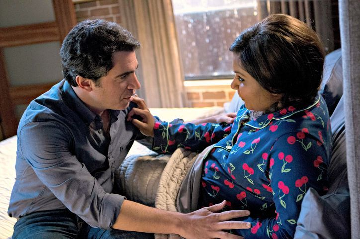 All About That MAJOR Moment on The Mindy Project Premiere