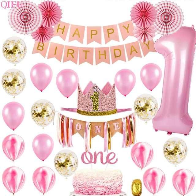 Verrassend Pin van Rachida op Verjaardag babygirl in 2020 (met afbeeldingen RZ-46