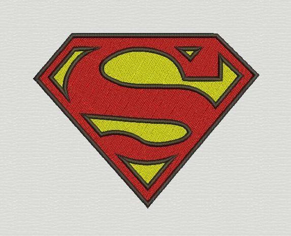 "Superman embroidery designs. Superman Logo. Formats: CSD, DST, EXP, HUS, JEF, PES, SHV, VIP, XXX, VP3,   Sizes: 2.56x1.97"",  3.75x2.89"", 4.54x3.49"", 5.53x4.24"".    Price 2.50$   Contacts: provokator@rambler.ru"