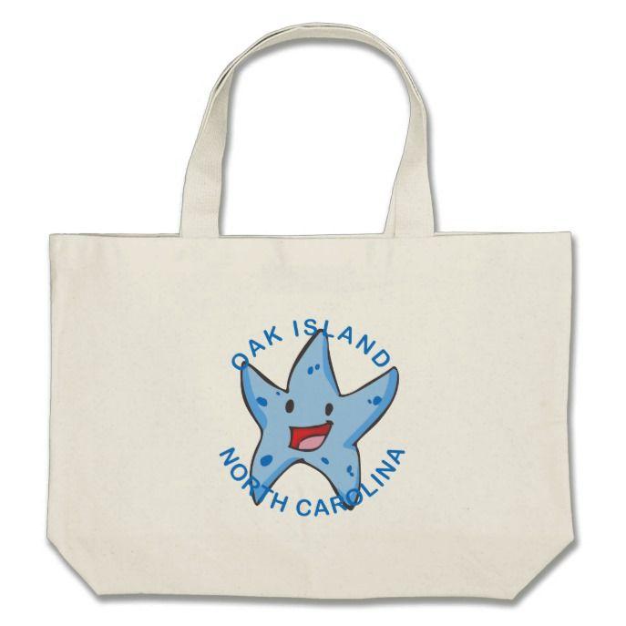 North Carolina - Oak Island Large Tote Bag  North Carolina - Oak Island Large Tote Bag  $24.90  by pikiransegar
