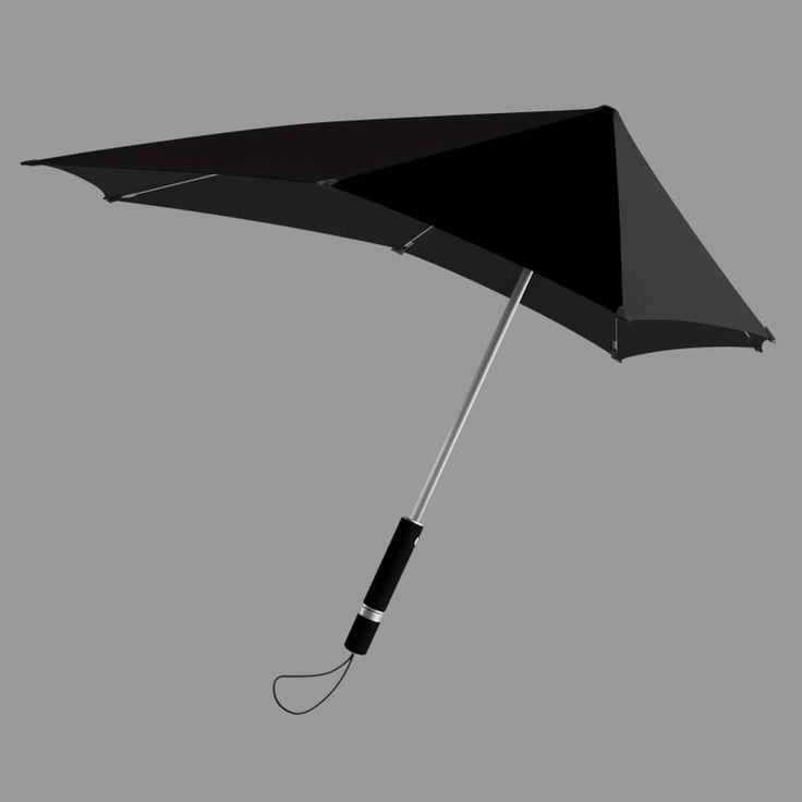 parasole reklamowe senz° original czarny – Parasole reklamowe z nadrukiem Senz