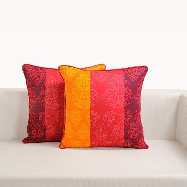 swayam Print Cushion Cover-1303