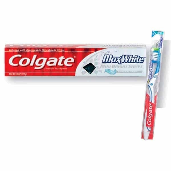 Toothpaste & Toothbrush - Operation Christmas Child Ideas