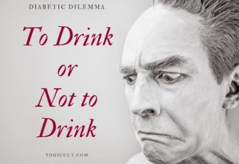 I am diabetic, can i drink alcohol; find out in this article