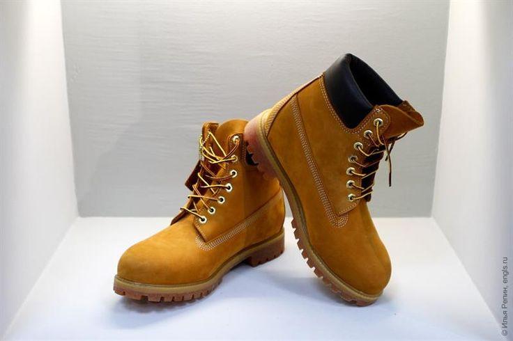 Timberland ботинки магазин