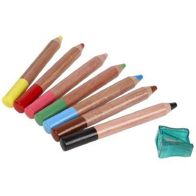 crayons de couleur enfants 4 ans