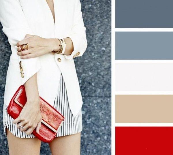 Come impreziosire un outfit con un rosso laccato | Moda: 18 Linee Guida per Abbinare i Colori Senza Sbagliare e Creare Outfit Strepitosi! - Roba da Donne