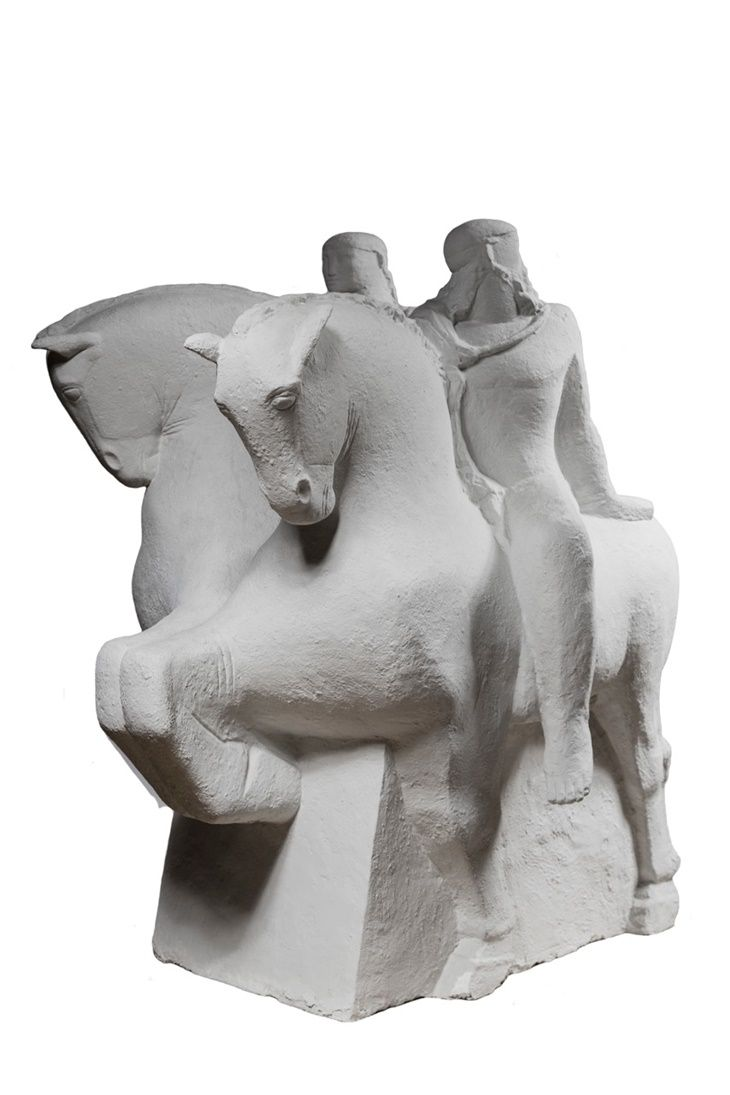 13ª SP-Arte - Victor Brecheret - Maquete Monumento às Bandeiras