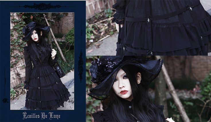 Écailles De Lune stock situation of Japanese Lolita clothing shop Wunderwelt fleur♥
