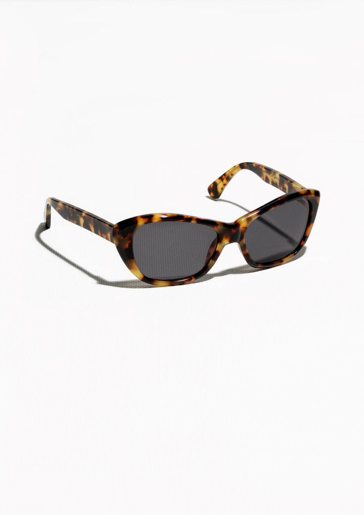 & Other Stories - cats eye sunnies