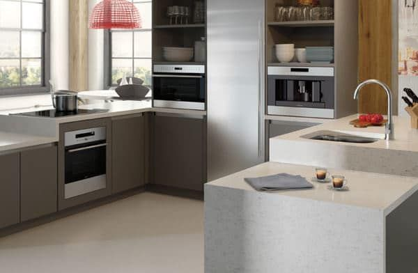 4 High End Appliances For Small Luxurious Kitchens Small Space