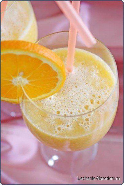 Апельсиновый смузи / Экстремальный досуг