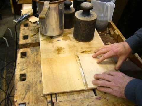 Tischlerarbeiten, Restaurierungen, Antiquitäten - YouTube