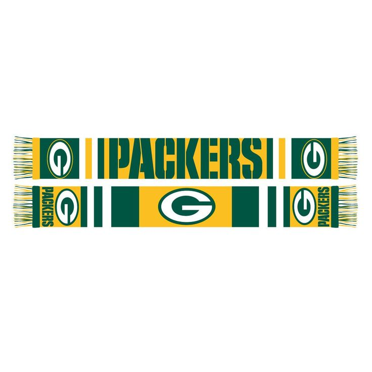 NFL Green Bay Packers Scarf