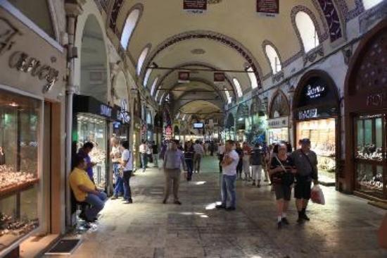 Kapalicarsi, Gran Bazaar, Istanbul, Turkey
