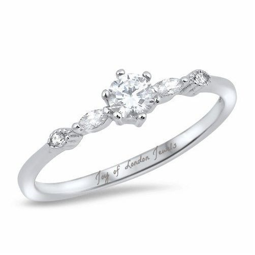 25 best ideas about engagement ring simple on