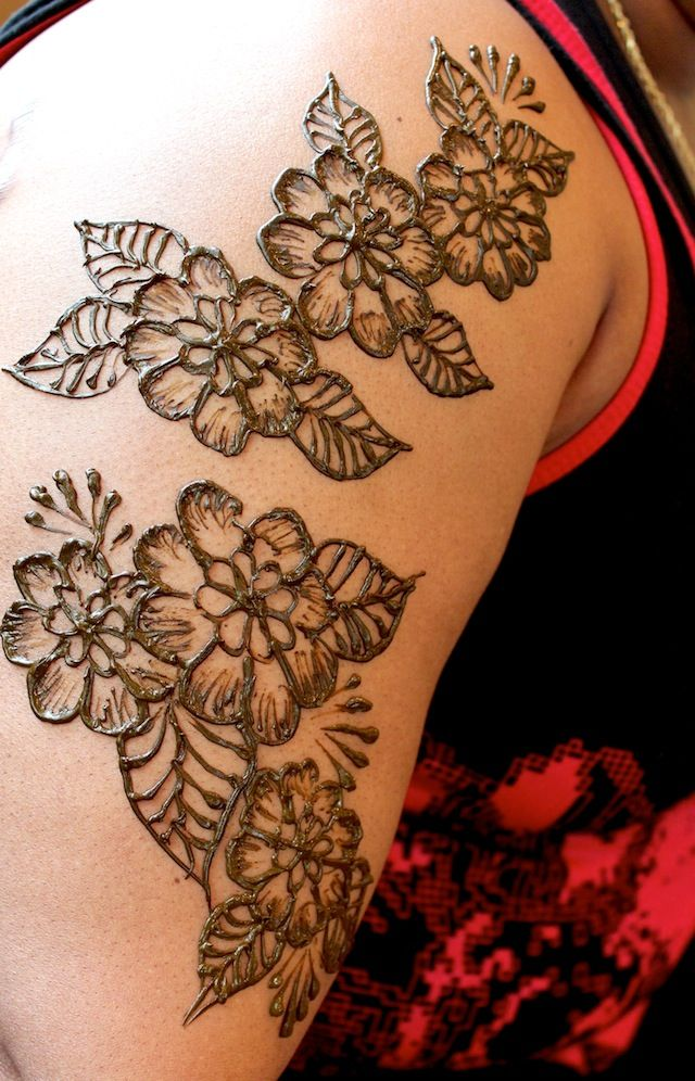 Cool Henna Tattoos: 57 Best Cool Henna Designs Images On Pinterest