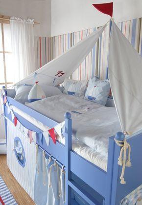 Betthimmel Kinderbett Junge Google Suche More Pinterest Room