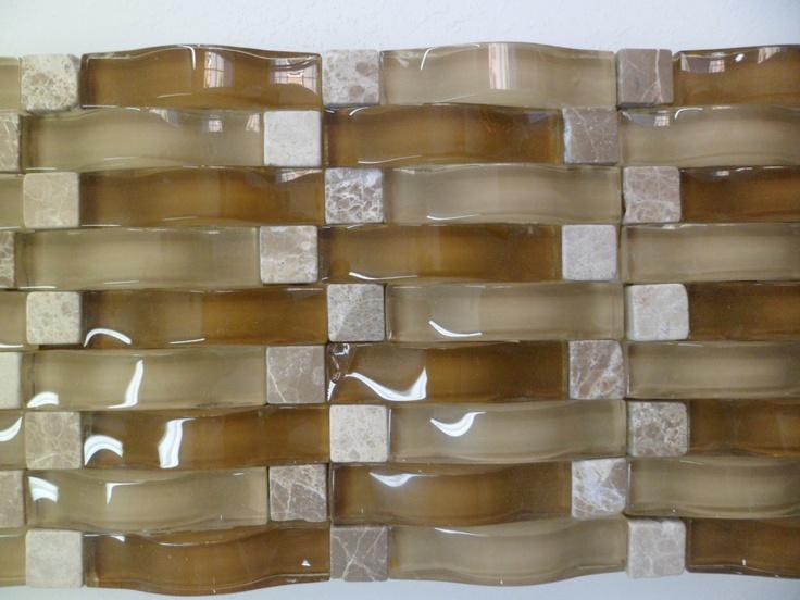 Wave Glass Design