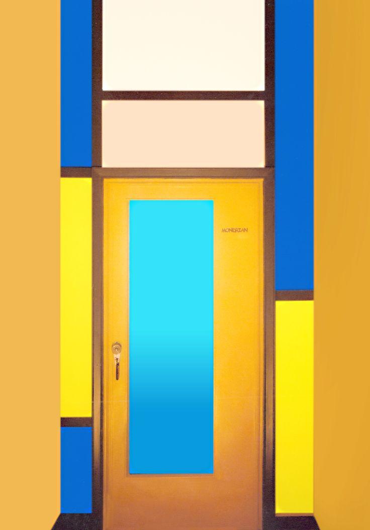 porta suite Mondrian