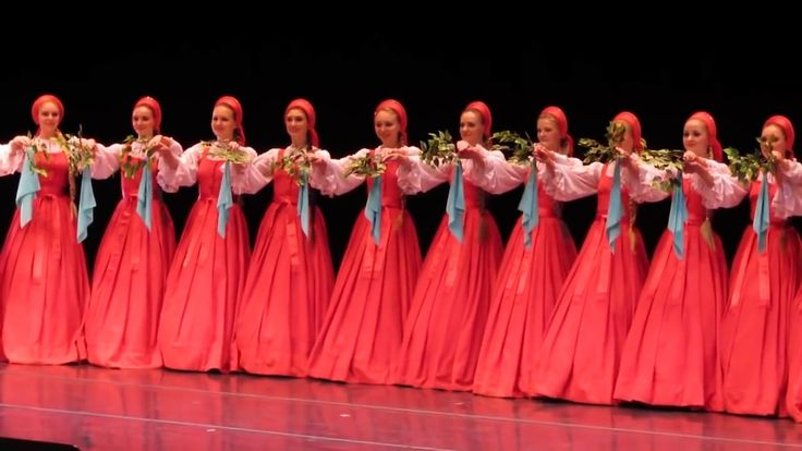 «Как русские делают это!» Иностранцев шокировал русский танец «Березка»