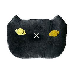ARRO Black Cat Cushion