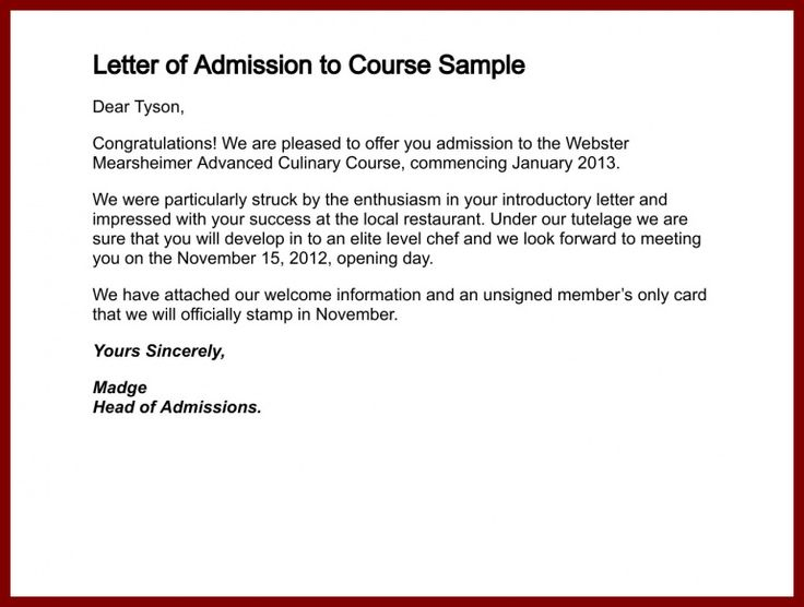 sample application letter for nursing school admission intent templates free example format cover
