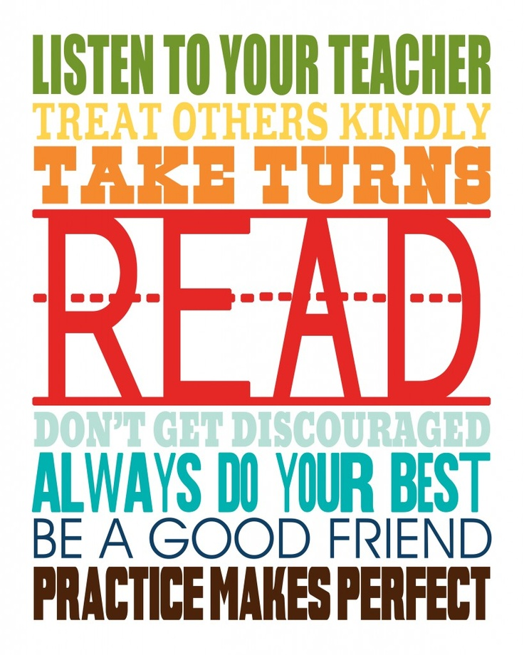 271 best classroom posters images on Pinterest