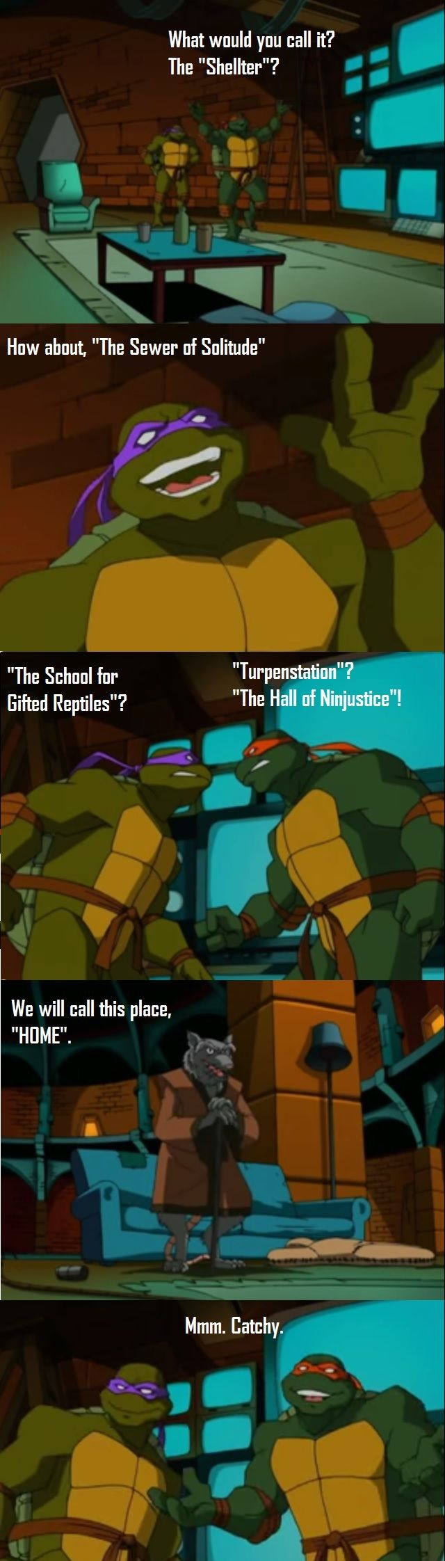 Ninja Turtle Quotes Delectable 201 Best Teenage Mutant Ninja Turtles Images On Pinterest  Teenage . Decorating Inspiration