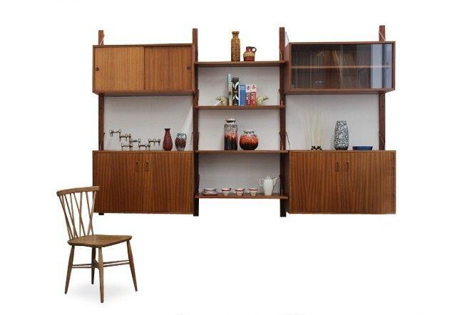 Modular danske mobler wall unit   mr. bigglesworthy designer ...