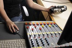 Student radio at Bournemouth University has been recognised with a number of nominations for the Student Radio Awards (SRAs).  Online radio station BIRSt, which is run by BU MA Radio Production students, has been shortlisted in the Student Station of the Year category, while MA Production student Aoife Allen has been nominated for Newcomer of the Year.