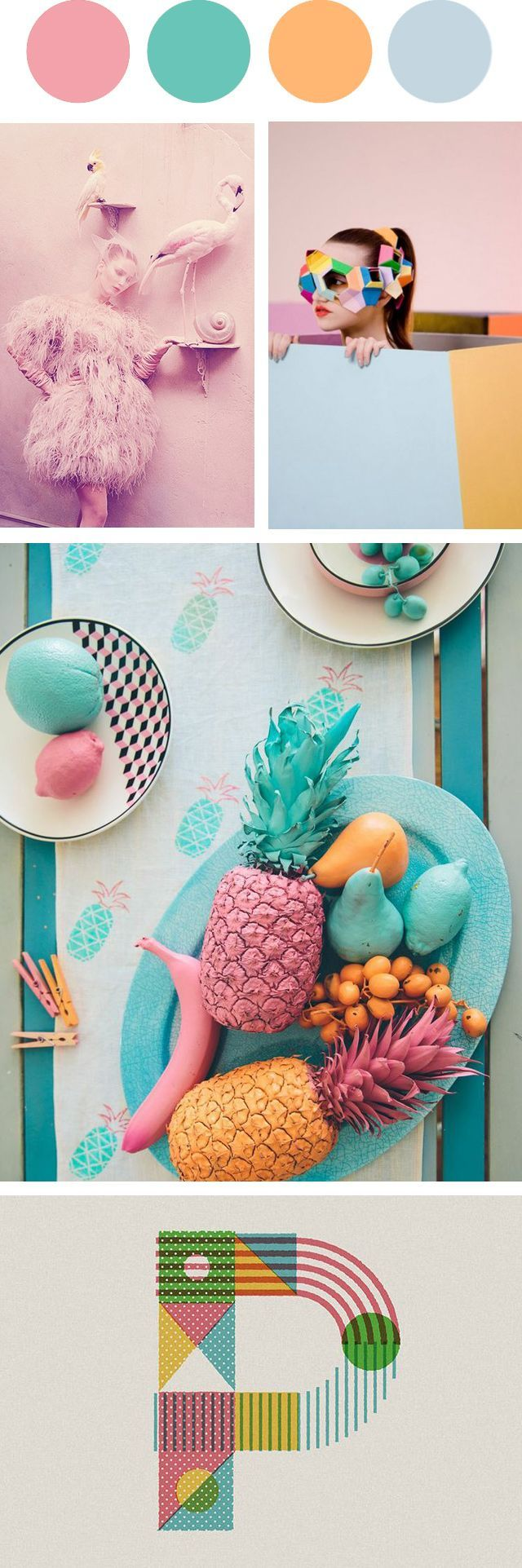 color story #46 http://theglitterguide.com/2014/05/09/kelly-lanza-of-studio-diys-5-things-to-try-this-weekend/?slide=4