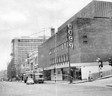 Sauchiehall St, 1971