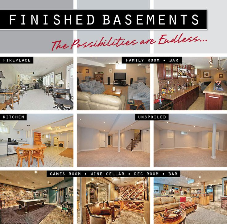 Finished Basements of RE/MAX Escarpment. Click the images for property details.