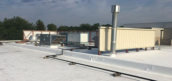 Commercial Roofing Contractor Metro Detroit Roofing Contractors Commercial Roofing Roofing
