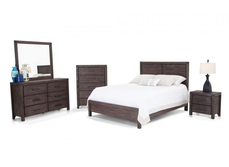 Best Austin 8 Piece Full Bedroom Set Bedroom Sets Bedroom 640 x 480