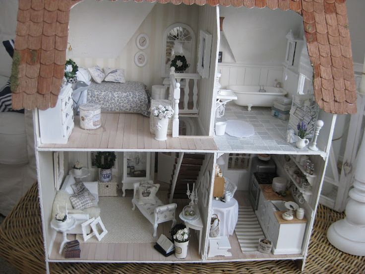 Best 25 Dollhouse Interiors Ideas On Pinterest Diy Dollhouse