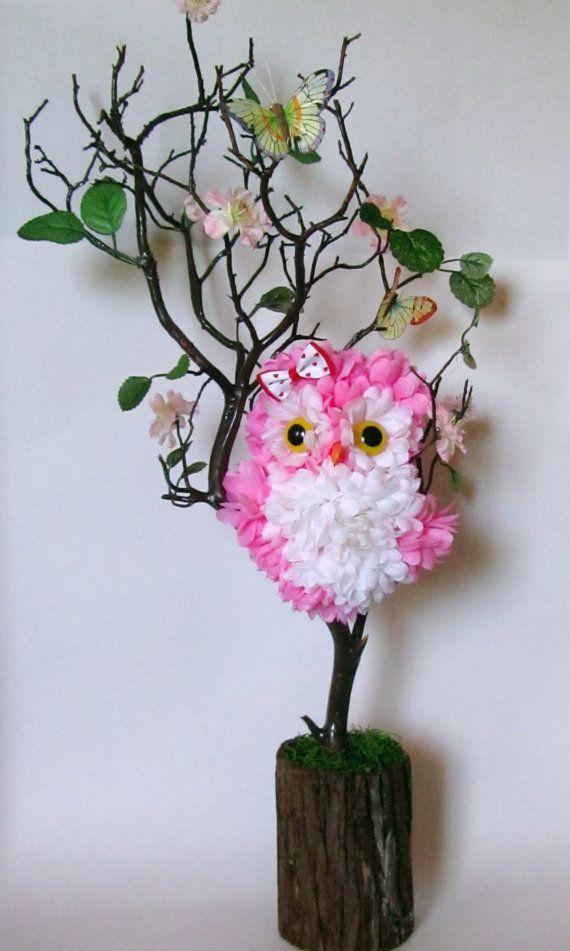 Owl Decor Owl decoration  Owl theme party by VioletCreationz, $39.99